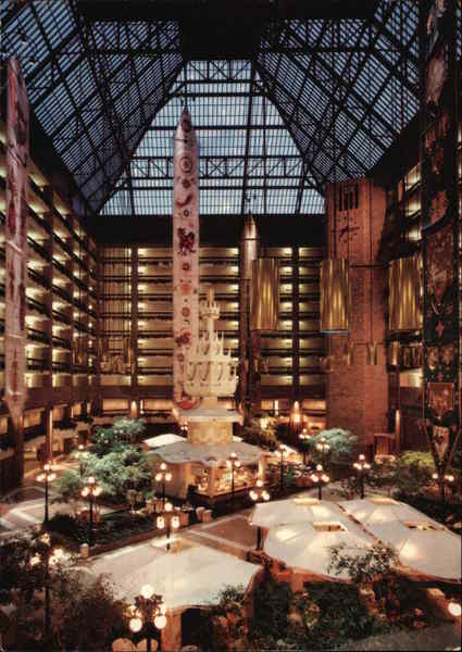 Loews Anatole Hotel Dallas, TX
