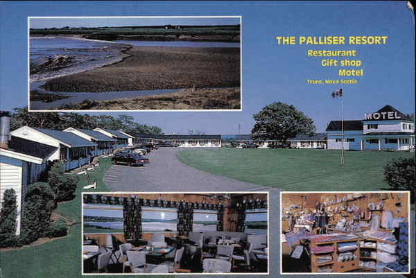 The Palliser Resort Truro Canada Nova Scotia