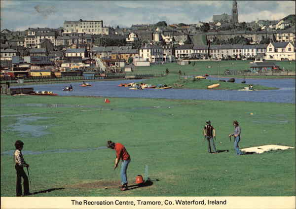 The Recreation Centre Tramore Ireland