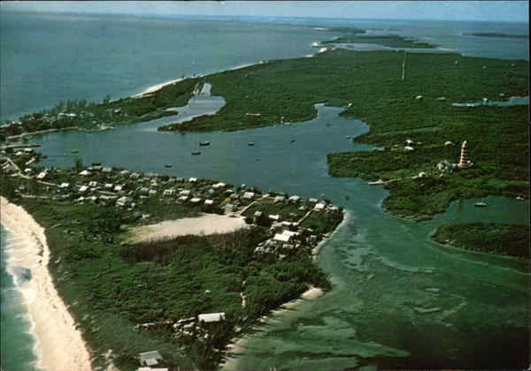 Elbow Cay - Great Abaco Hope Town Bahamas Caribbean Islands