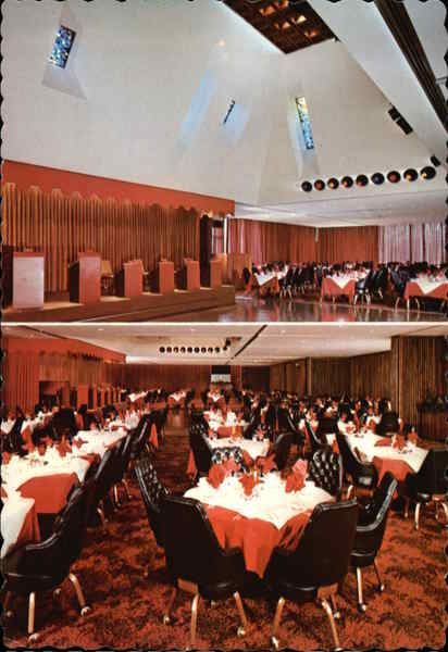 Andrews Air Force Base Officers Club Dining Room Washington District of Columbia