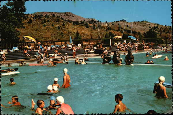 Kah-Nee-Ta Vacation Resort on the Warm Springs Indian Reservation