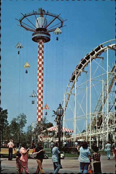 Knott's Berry Farm's Sky Tower