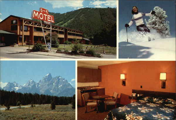 6 - K Motel Jackson Wyoming