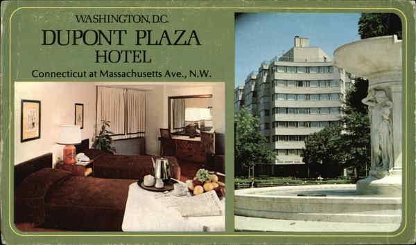 dupont plaza hotel washington dc washington dc. Black Bedroom Furniture Sets. Home Design Ideas