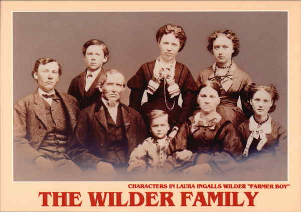 Farmer Boy Laura Ingalls Wilder Ingalls Wilder Farmer Boy