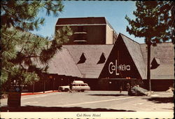 Cal-Neva Hotel and Casino - Lake Tahoe