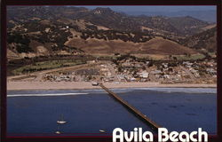 Aerial View of Avila Beach