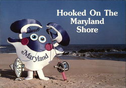Hooked on the Marland Shore