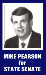 Mike Pearson for State Senate