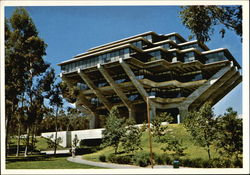 University of California - Central University Library