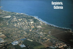 Aerial View of Carpinteria