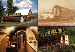 Famous One-Log House