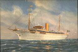 M/S Stella Polaris, Clipper Line