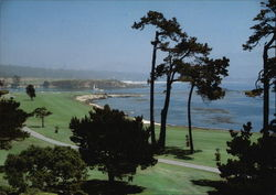 Pebble Beach Golf Course - The Lodge