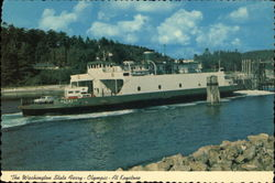 "Washington State Ferry ""Olympic"""
