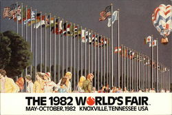 The Court of Flags, The 1982 World's Fair