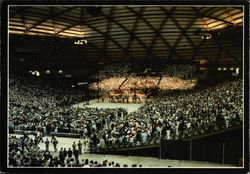 Billy Graham Crusade - Tacoma Dome