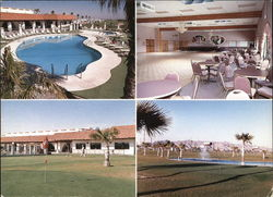 Roger's RV Resort Golf & Country Club Postcard