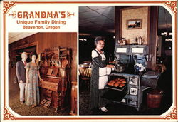 Grandma's Unique Family Dining