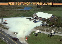 Bird's Eye View of Reed's Gift Shop