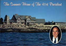 The Summer Home of the 41st President