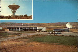 Comsat Satellite Communication Center