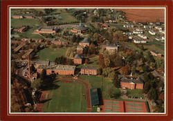 Susquehanna University Postcard