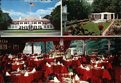 Shadowbrook Restaurant Postcard