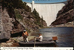 Green River and Flaming Gorge Dam