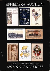 Ephemera Auction: A Selection of Featured Postcards