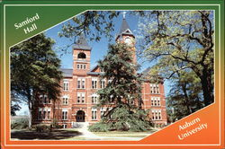 Auburn University - Samford Hall