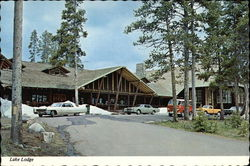 Lake Lodge, One of the Many Lodges in the Park