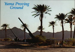 Yuma Proving Ground Postcard