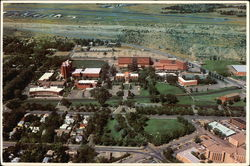 Eastern Montana College Aerial