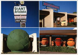 The Giant Artichoke Restaurant