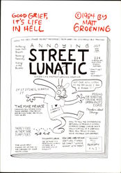 Greetings from Hell by Matt Groening