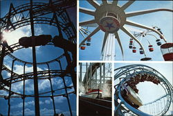 Willards' Whizzer, The Sky Whirl, Yankee Clipper and The Turn of the Century