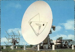 Cooby Creek Tracking Station Postcard