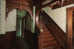 Winchester Mystery House - Staircase