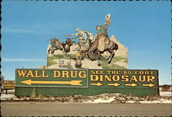 Wall Drug Moving Sign