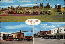 Greetings from Custer