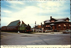 Boyne City Railroad Depot