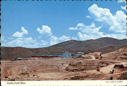 Carlin Gold Mine