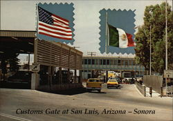 Customs Gate, Sonora