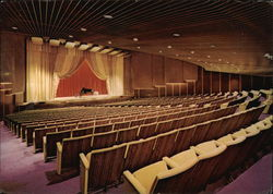 The Ambassador Auditorium Interior
