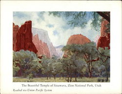 Temple of Sinawava, Zion National Park