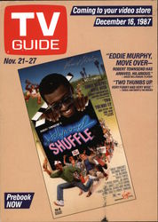 Hollywood Shuffle - Stepping Out in TV Guide