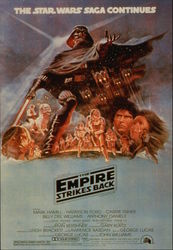 The Empire Strikes Back - The Star Wars Saga Continues