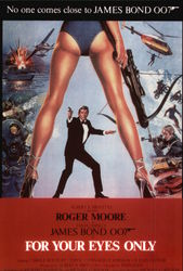 James Bond 007 - For Your Eyes Only